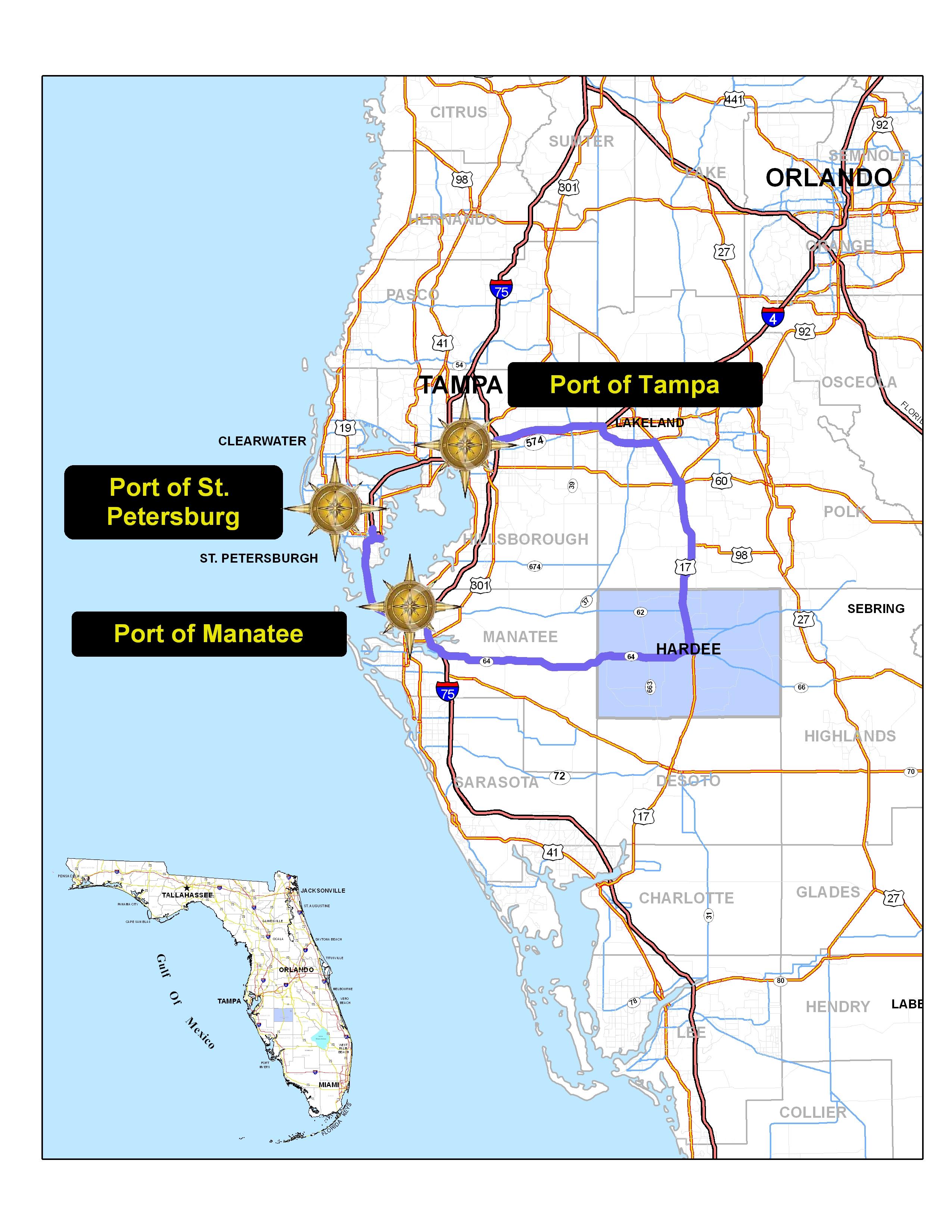 Transportation In Hardee County Florida
